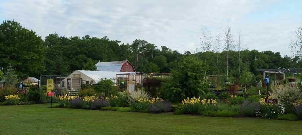 Graziano Gardens Akron Farm