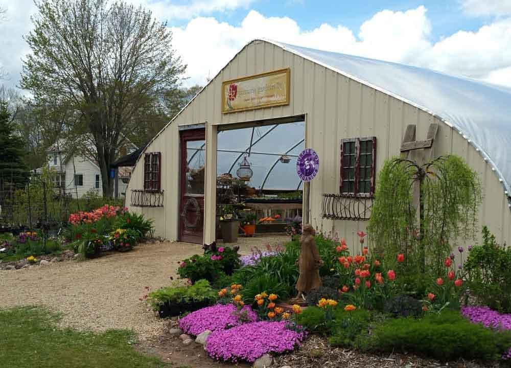Spring Greenhouse Graziano